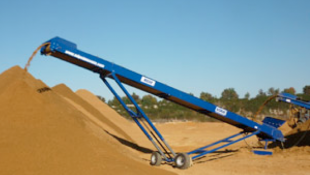 MS50 Mobile Wheeled Conveyor