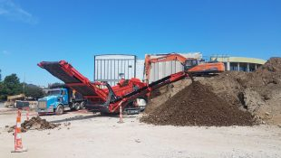 Sandvik QE341 Mobile Scalper