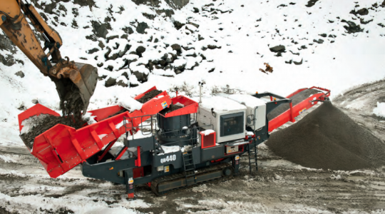 QH440 Cone Crusher