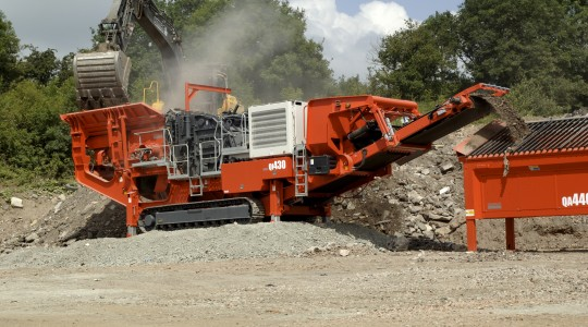 QI440 Impact Crusher