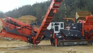 Sandvik QI440 Impact Crusher