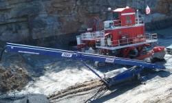 TS65 Track Driven Conveyor