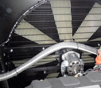 Hydraulically Driven Cooling Fan