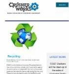 Crusher Works Newsletter