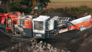 Sandvik QJ241 Jaw Crusher