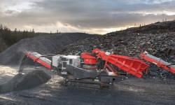 Sandvik QH441 Hydrocone Crusher