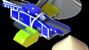 NEW!!! Edge MC1400 Material Classifier