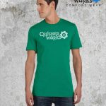 Crusher Works T shirt kelly