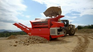Sandvik QE140 Single Deck