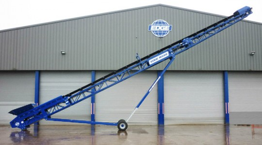 MS80 Mobile Wheeled Conveyor