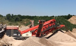 Sandvik QA335 Mobile Screen
