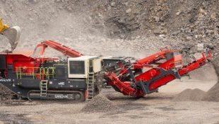 Sandvik QI442 Impact Crusher