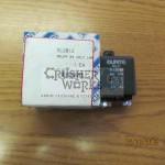 24V relay for crushers