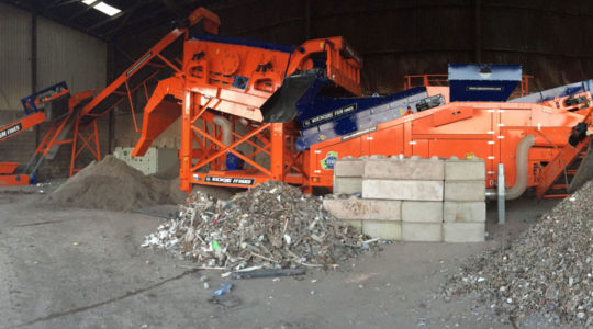 Edge FSM Fines Recovery Plant