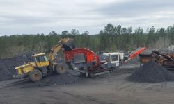 Sandvik QJ341+ Mobile Jaw Crusher