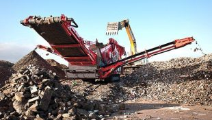 Sandvik QE441 Mobile Scalper
