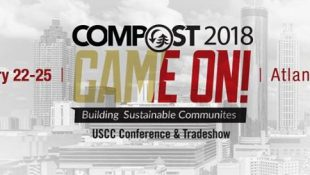 Crusher Works attending 2018 US Composting Conference