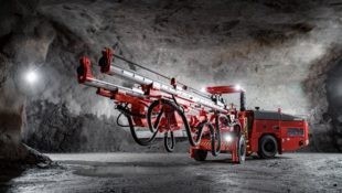 Unmatched Reliability with the All-New Sandvik DD320S Development Drill