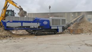 Edge Innovate to Launch Two New High Capacity Shredders at CONEXPO 2020